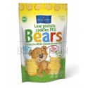 Medvídci - nízkobílkovinné sušenky, bez lepku, 120g BEZGLUTEN