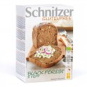 Tmavý chléb s dýňovými sem BL k dopék. Bio 500g Schnitzer
