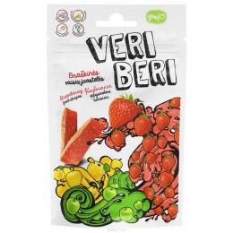 Ovocné stripsy Jahoda - Veri Beri 50g