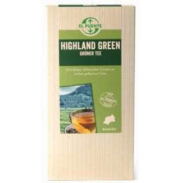 Sypaný vysokohorský zelený čaj ze Rwandy, 135 g El Puente