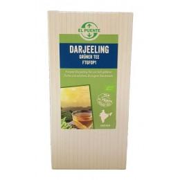 Sypaný zelený čaj Darjeeling BIO 100 g El Puente