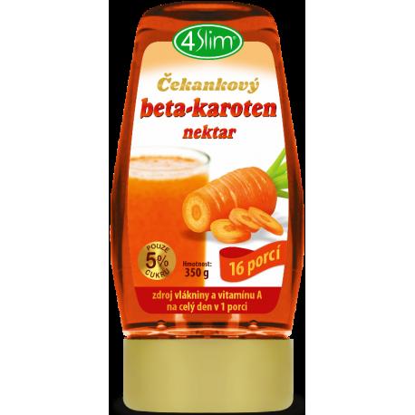 Čekankový beta-karoten nektar 350g