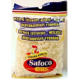 Rýžové mušličky 200g bezlepkové Safoco