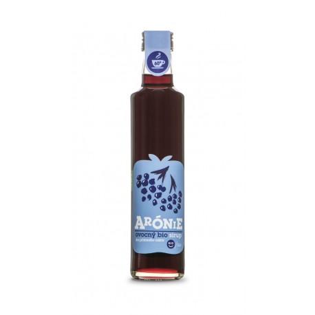 Sirup Arónie bio 330 ml bez cukru Koldokol