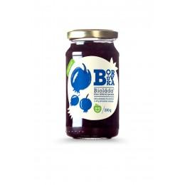 Džem - Bioláda Borůvky 230 g bez přidaného cukru