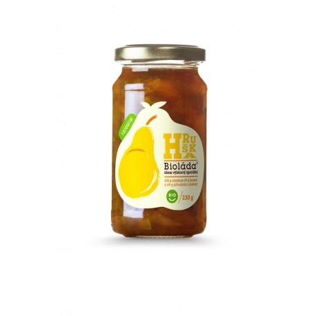 Džem - Bioláda Hruška 230 g bez přidaného cukru