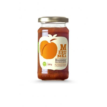 Džem - Bioláda Meruňka 230 g bez přidaného cukru