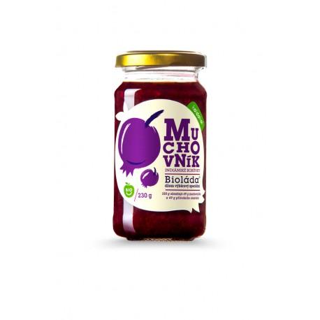Džem - Bioláda Muchovník 230 g bez přidaného cukru