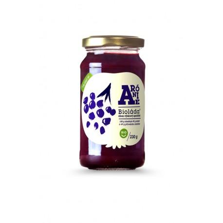 Džem - Bioláda® Arónie 230 g bez přidaného cukru