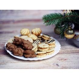 Vánoční pečivo s náhradním sladidlem 1 kg