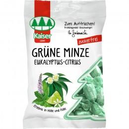Kaiser Máta + eukalyptus + citrusy bez cukru 75g
