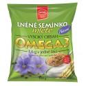 Lněné semínko mleté Natural 100 g Semix