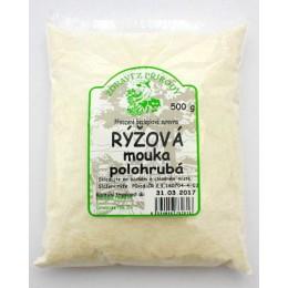 Mouka rýžová celozrnná 500g ZP