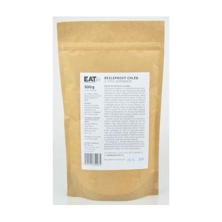 Bezlepkový chléb se chia semínkem - EAT-fit 500g