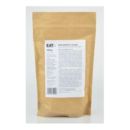 Bezlepkový chléb se slunečnicovým semínkem - EAT-fit 500g