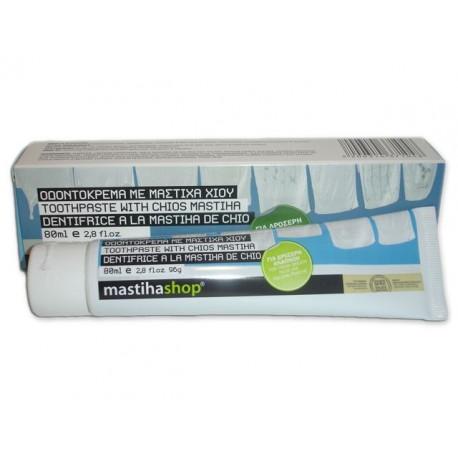 Zubní pasta s mastichou 80 ml
