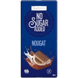 Frankonia - Mléčná čokoláda s nugátovou náplní 100g