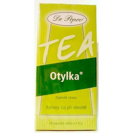 Otylka - čaj 20 sáčků POPOV