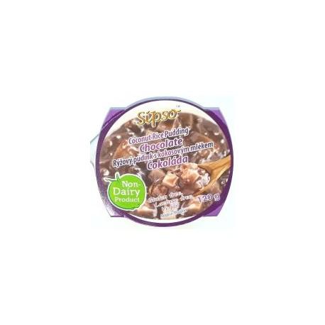 Rýžový pudink s čokoládou a kokosovým mlékem 120g SIPSO