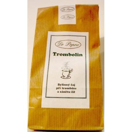 Trombolin - Bylinný čaj při trombóze a zánětu žil 50g POP