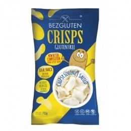 Chipsy solené bezlepkové 70g BEZGLUTEN