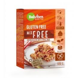 MIX FREE-Univerzální směs na pečení bez lepku, 500g BALVITEN