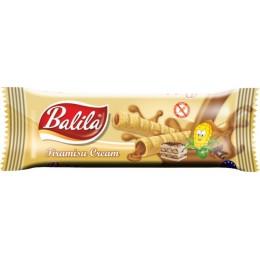 Trubičky kukuřičné bezlepkové BALILA tiramisu 18g