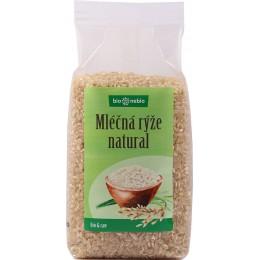 Rýže mléčná kulatozrnná natural Bio BIONEBIO