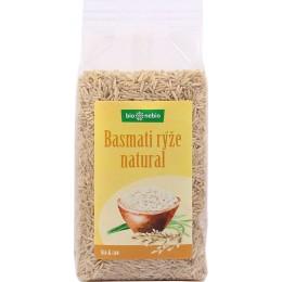 Bio rýže Basmati natural 500 g BIONEBIO