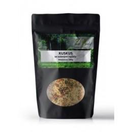 Kukuřičný kuskus s houbami 300 g bez lepku YB