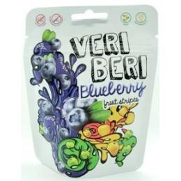 Ovocné stripsy borůvka 50g - Veri Beri