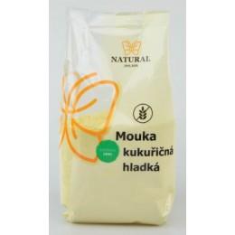 Mouka kukuřičná hladká 400g bez lepku Natural