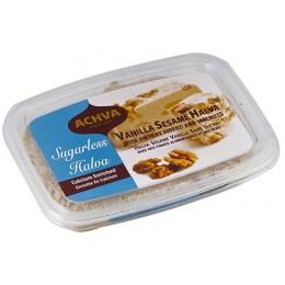 Chalva Izrael s vlákninou a ořechy bez cukru 400g