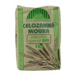 Mouka celozrnná pšeničná special BIO - Natural 1000g