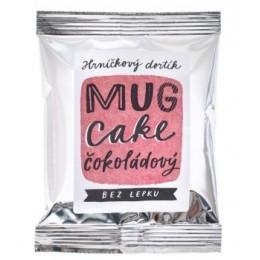 Hrníčkový dortík MUG CAKE čokoládový bez lepku - Nominal 60g