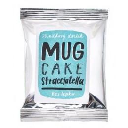 Hrníčkový dortík MUG CAKE Stracciatella bez lepku - Nominal 60g