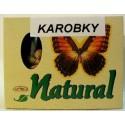 Karobky sušenky 150g Natural