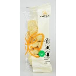 Sušenky plněné jáhlové taštičky meruňkové bez lepku, mléka a vajec - Natural 140g