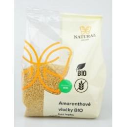 Vločky amaranthové bez lepku BIO - Natural 200g