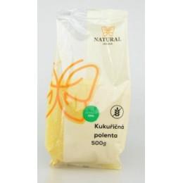 Polenta kukuřičná instatní bez lepku - Natural 500g