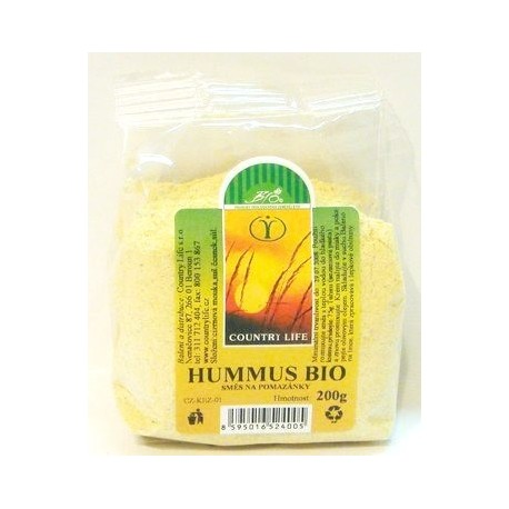 Hummus BIO CL