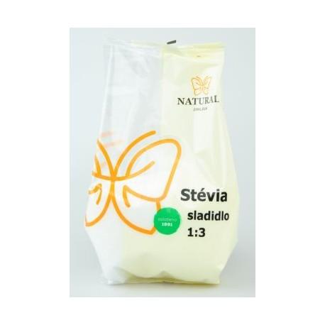 Stévia sladidlo 1:3 - Natural 400g