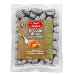 Rýžové gnocchi s pohankou bez lepku 500g LA BONTÁ ITALIANA