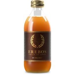 Erebos Dry - přírodní energetický nápoj bez cukru 330 ml
