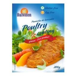 Směs obalovací na kuřecí řízky bezlepková 200g - trojobal Balviten