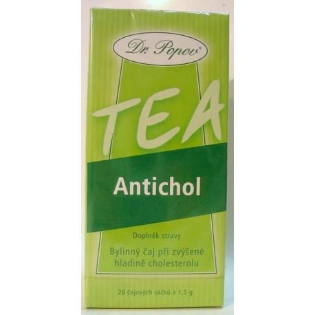 Antichol - čaj 20 sáčků POPOV
