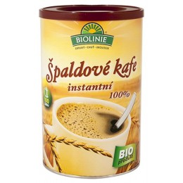 BIOLINIE Instantní špaldové kafe 100% 200 g BIO