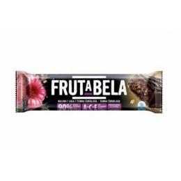 Frutabela ovocná tyčinka se sójou, malinami v čokoládové polevě bez cukru - Fructal 35g