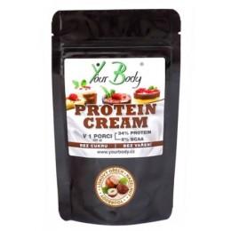 Protein Cream Lískový Ořech 70g YB