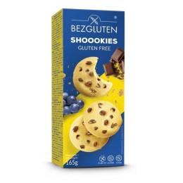 Sušenky SHOOOKIES bez lepku 165 g BEZGLUTEN